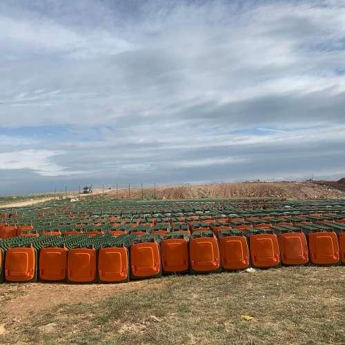 Sklopljen ugovor o nabavi spremnika za odvojeno prikupljeni otpad